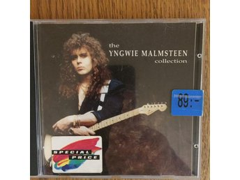 "Yngwie Malmsteen  ""The Yngwie Malmsteen collection"""