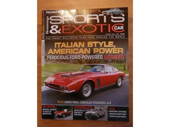 Hemmings Sports & Exotic Car August 2013