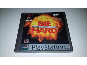 Die Hard Trilogy - PS1
