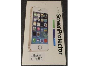 3x Skärmskydd / displayskydd / displayfilm för iPhone 7 - Kista - 3x Skärmskydd / displayskydd / displayfilm för iPhone 7 - Kista