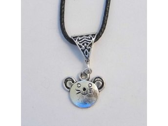 Mus halsband / Mouse necklace