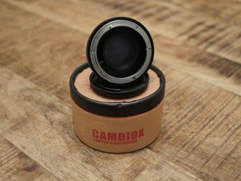 Camdiox Focal Reducer Speed Booster Canon FD till m43 (Micro 4/3)