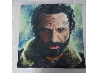 Walking Dead Rick Kudde / Cushion Cover