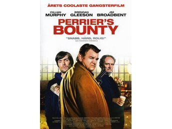 Perrier's Bounty (DVD) Action med Cillian Murphy