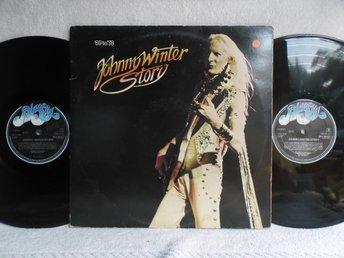 JOHNNY WINTER - JOHNNY WINTER STORY - SKY 88457 - Helsingborg - JOHNNY WINTER - JOHNNY WINTER STORY - SKY 88457 - Helsingborg