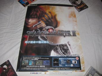 Shadow Hearts II 2 poster/affisch