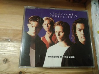 Indecent Obsession - Whispers In The Dark, CD