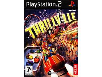 Thrillville - Playstation 2 PS2
