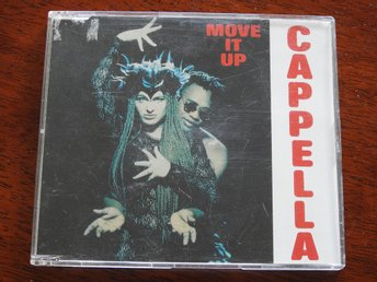 Cappella - Move it Up CD Single 1994