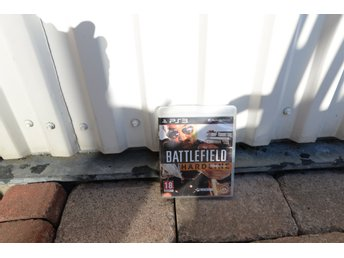 Playstation 3 PS3 BF Battlefield Hardline