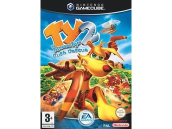 Ty the Tasmanian Tiger 2 - Bush Rescue - Nintendo Gamecube