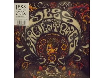 JESS AND THE ANCIENT ONES Castaneda (Yellow vinyl) 10""