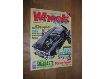 Wheels Magazine - Nr 6 - 1994