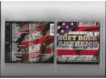 CD Absolute Soft Rock Anthems