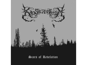 KAOS SACRAMENTUM-Scars of Revelation [LP] 2010/2012 Ny! Black Metal
