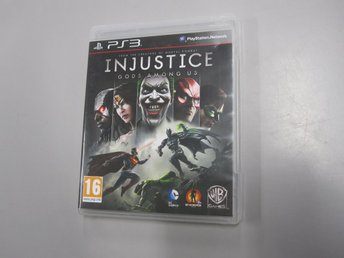 Injustice - Gods among us - PS3