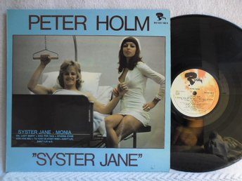 PETER HOLM - SYSTER JANE - RIV 521.196 X