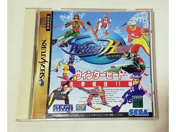 Winter heat - Sega Saturn (JAP)