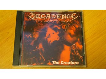 DECADENCE THE CREATURE (CD)