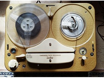 Rullbandspelare TANDBERG SERIES 6000X band   (348192319) ᐈ