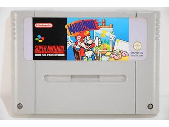 Mario Paint - Super Nintendo