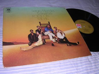 Sergio Mendes - Fool On The Hill (LP) Ty 69 Bossa VG+/VG++