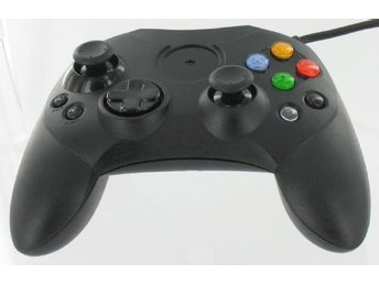 Size S Black Gamepad TwinShock Controller for XBOX YGX001