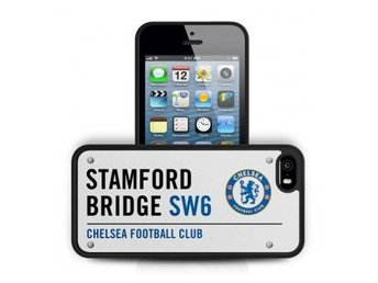 Chelsea Iphone-5-skal 3D SS