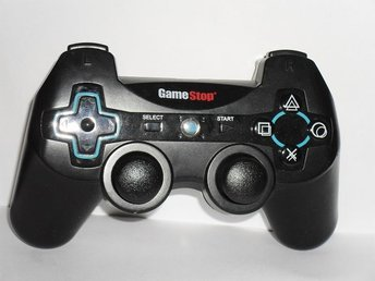 Sony Playstation 3 PS3 handkontroll controller gamestop