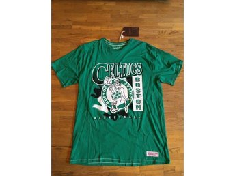 Boston Celtics NBA T-Shirt Mitchell & Ness M&N Medium