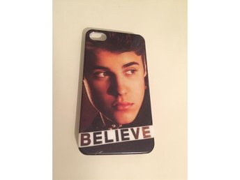 iPhone 4 Justin Bieber Believe Skal
