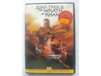 DVD - Star Trek II - The wrath of khan