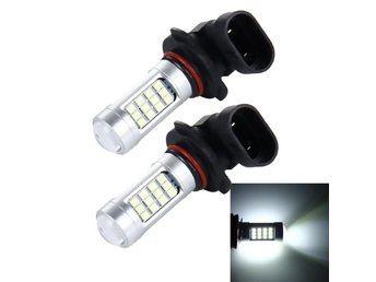 LED-konvertering set 9005 10W 900LM 8000K - 2Pack