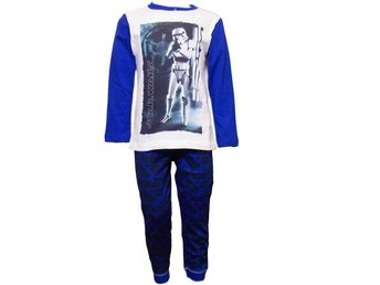 Star Wars Pyjamas blå/vit 104 cl
