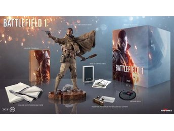 Battlefield 1 Collectors Edition: PS4 - Stockholm - Battlefield 1 Collectors Edition: PS4 - Stockholm
