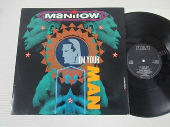 "Barry Manilow ""I'm Your Man"""