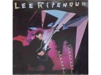 Lee Ritenour title* Banded Together* Jazz-Rock Scandinavia LP