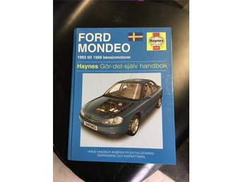 Haynes 3353, Ford Mondeo 1993-1999