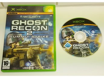 XBOX spelet ** Ghost Recon 2, Summit Strike **