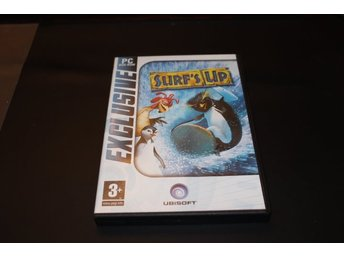 PC-spel: Surf´s up