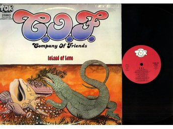 COMPANY OF FRIENDS - ISLAND OF LOVE