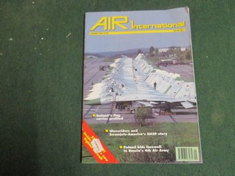 AIR International January 1993