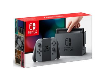 Nintendo Switch Basenhet - Grey