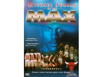 DVD - Michael Jordan to the Max (Beg)