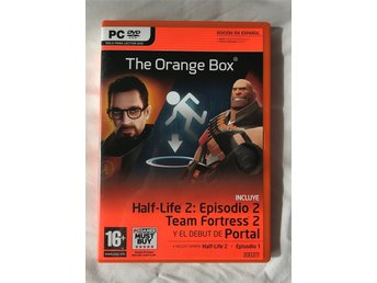 The Orange Box (PC DVD) (spansk utgåva!)