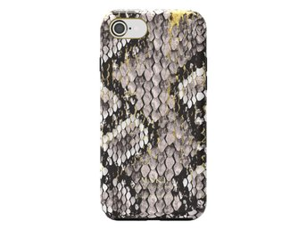 MSKL GOLD RUSH CASES | IPHONE 7/8 | GREY WATERSNAKE