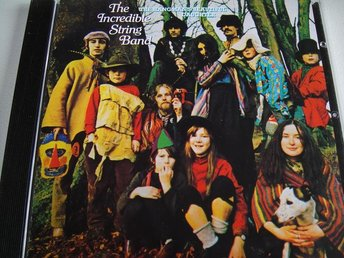 INCREDIBLE STRING BAND Hangman's beautiful.. CD TOPPSKICK!!!