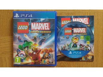 PlayStation 4/PS4: LEGO Marvel Super Heroes