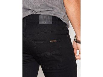 Ny Nudie jeans  Grim Tim Dry Cold Black W34-L34