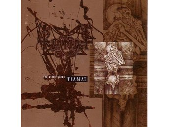 Tiamat-The astral sleep / CD